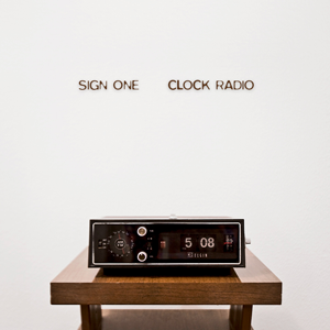 endigital001 -  Sign One - Clock Radio