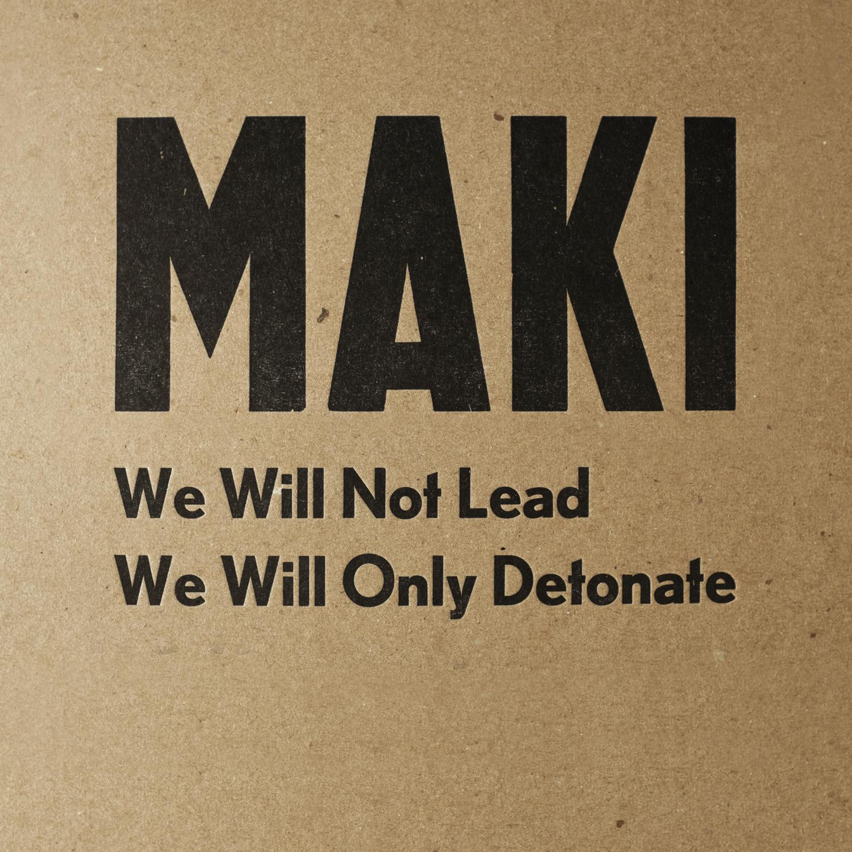 Maki Album Cover