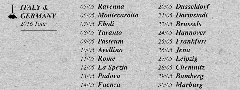 Italy-Germay-Tour