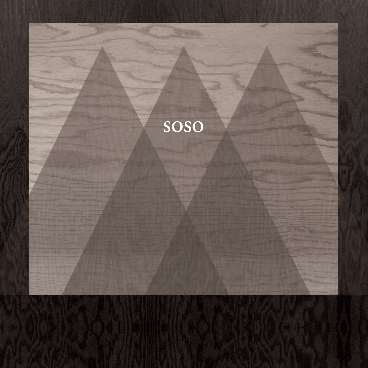 soso - Tinfoil on the Windows - Vinyl