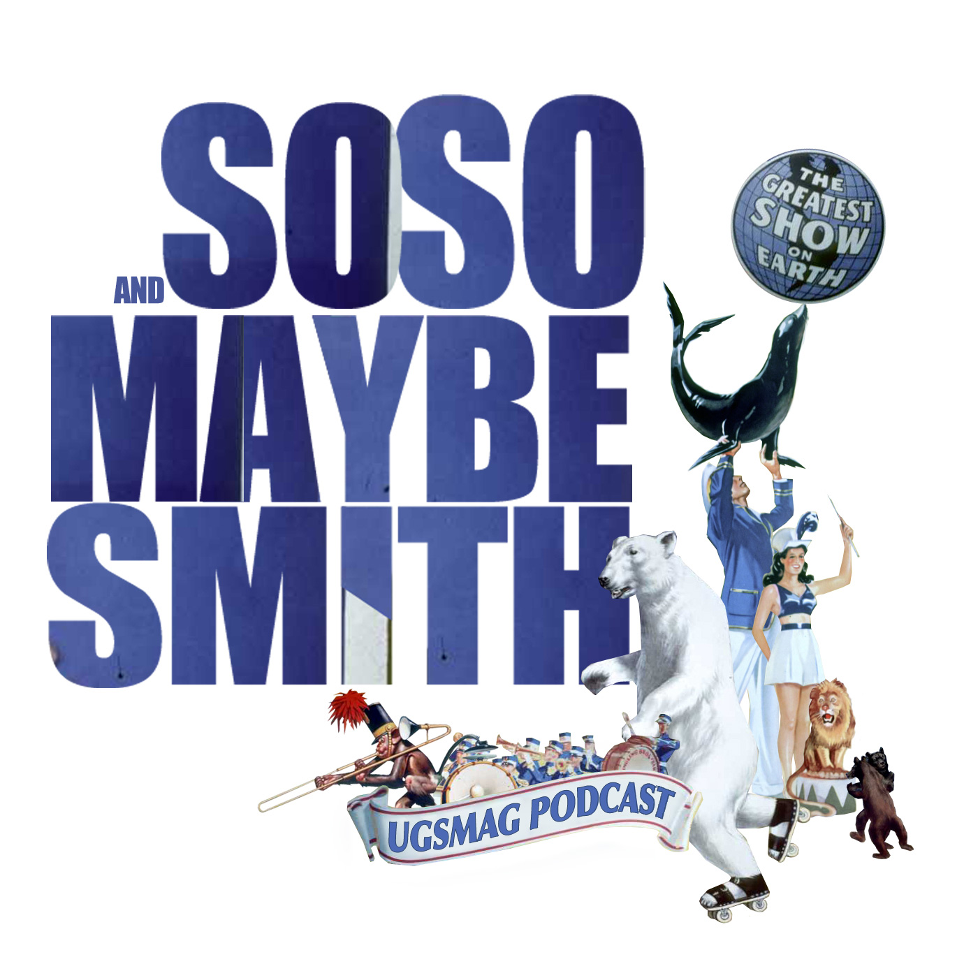 soso and Maybe Smith - ugsmag podcast